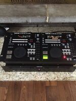 Console Tascam CD-302 Dual CD Player