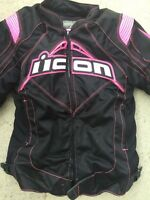 ICON CONTRA SMALL MOTORCYCLE JACKET