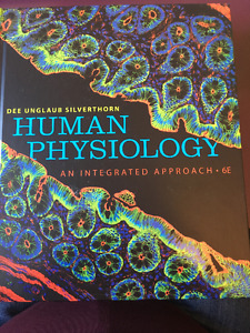 Human Physiology An Integrated Appraoch 6th edition