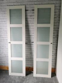 Pax wardrobe doors