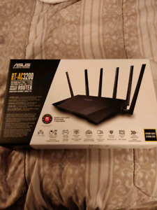 Asus router AC-3200 - $200