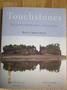 TOUCHSTONES by Bruce Armstrong (Signed)