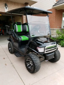 Cool Looking Golf Cart