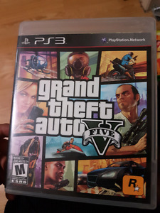 GTA 5 V for Ps3