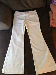 Rickis flare white dress pants size 8 Cambridge Kitchener Area image 3
