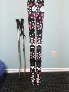 Youth Skis, boots & poles for Sale Peterborough Peterborough Area image 2
