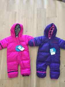 Columbia NWT infant snowsuit