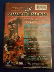 WWF Summerslam 2000 DVD  (RARE) London Ontario image 2