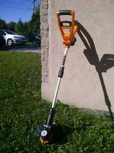 Taille bordure weed eater