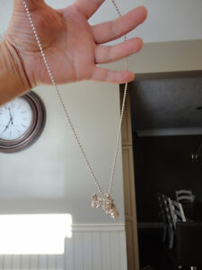 4 Brand New Pewter Twisted Barrel Pistol Necklaces -$4.00 each Kitchener / Waterloo Kitchener Area image 2