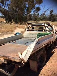 2001 Toyota Hilux Other Moora Moora Area Preview