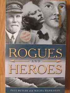 R0GUES AND HEROES of the Island of Newfoundland (Signed)