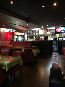 *** Price Dropped - Indian Restaurant in Davie St Vancouver DT
