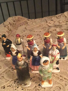 Tetley Tea Tenderleaf Tea People Of Many Lands Collectibles
