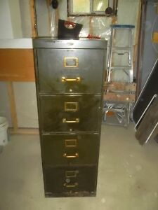 HEAVY DUTY FILING CABINET