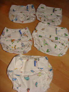Mother-ease diapers-Used 4-5 times