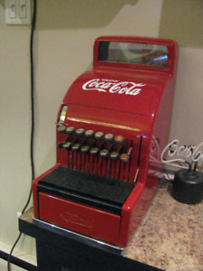 1940'S  NATIONAL CASH REGISTER WORKS   $250.00