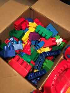 Large Lego with Acitivity Table Cambridge Kitchener Area image 2