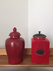 Pier1 canisters