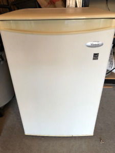 Mini fridge or bar fridge for sale -- very clean