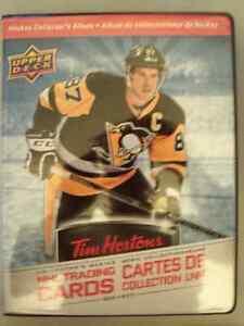 Cartes de hockey NHL Tim Horton