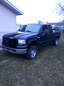 TRADE....2005 Ford F-250 4x4