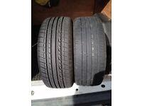 215 45 16 Dunlop sp sport Falken Free fitting Audi A1 Seat Ibiza
