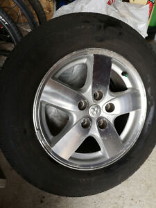 Dodge Grand Caravan Mags and Tires