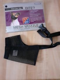 MESH DOG MUZZLE ANCOL