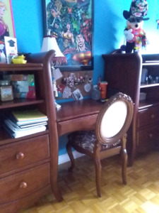 Table a langer bureau changing table desk