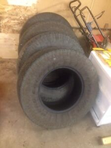 Toyo A/T Open Country set of 4