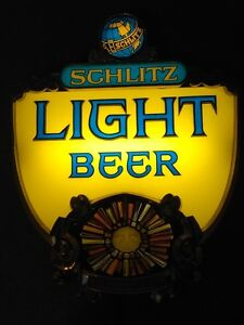 Electric Beer Signs