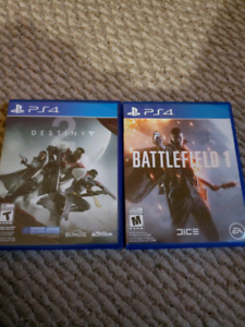 Ps4 games 4 sale