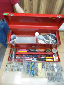 Electrical Tools, Parts, Hardware, Toolbox