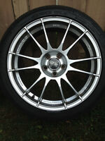OZ ULTRALEGGERA RIMS 5X108