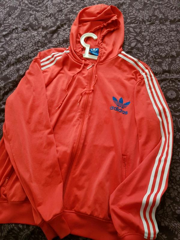 wyprzedaż resztek magazynowych cała kolekcja gdzie kupić Mens adidas hoodie jacket 3xl | in Alfreton, Derbyshire | Gumtree