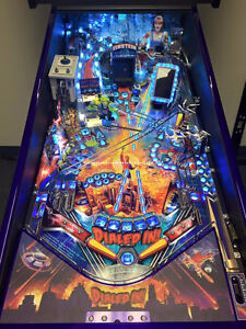 May 5-7 NITRO PINBALL at YEGPIN! Come play DIALED IN!
