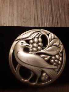 Norseland Coro Sterling Silver pin brooch Gatineau Ottawa / Gatineau Area image 1