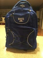 Irving Roots backpack/luggage/roller bag