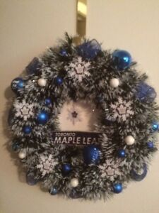 Hockey Christmas wreaths Cornwall Ontario image 9