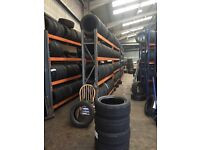 New and part worn tyres for sale