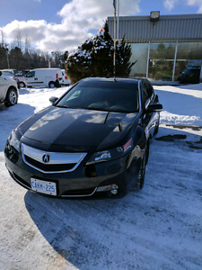 2012 Acura TL SH-AWD 3.7L 42kms 2 sets of tires