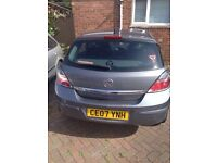 Vauxhall Astra 1.6 with 9 Months MOT on 97K £1100
