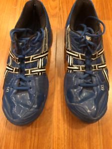 Asics Squash/Court Shoes and FREE Racquet