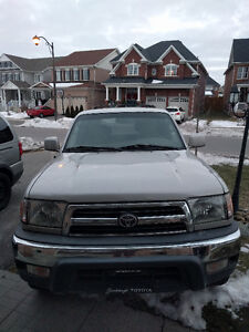 1999 Toyota 4Runner SR5 SUV/E-TESTED/EVERYTHING WORKS!
