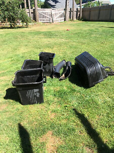 Lawn bags for Craftsman ride-a-mower