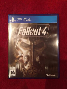 Fallout 4 PS4 LIKE NEW
