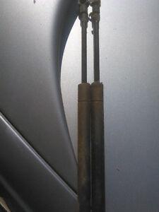Bmw trunk lid shocks