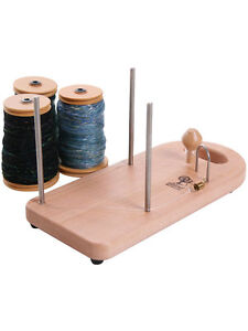 Ashford Tensioned Lazy Kate for Regular or Jumbo Bobbins