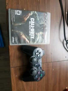 Black ops 1 and ps3 controller bundle